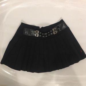 Royal Bones Goth/ Punk Skirt SMALL